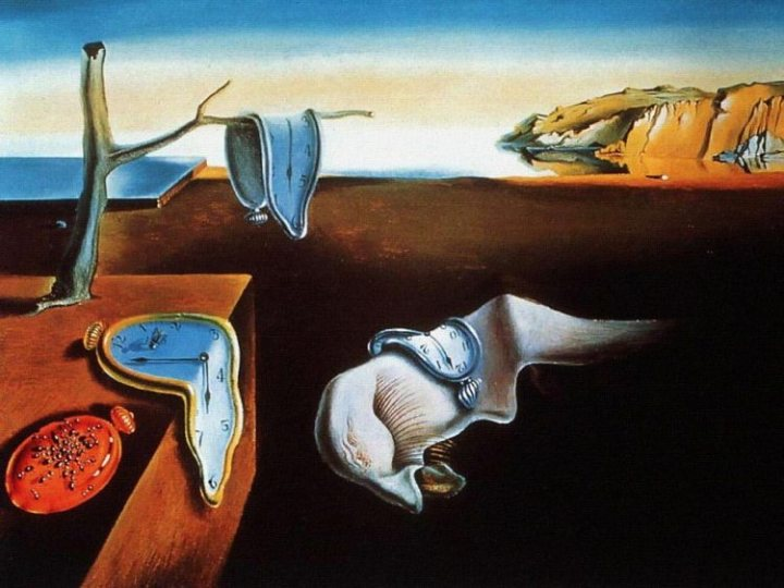 Dali the-persistance-of-memory