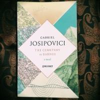 The Cemetery in Barnes - Gabriel Josipovici