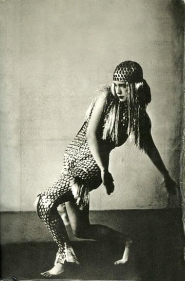 Lucia Joyce Guardian