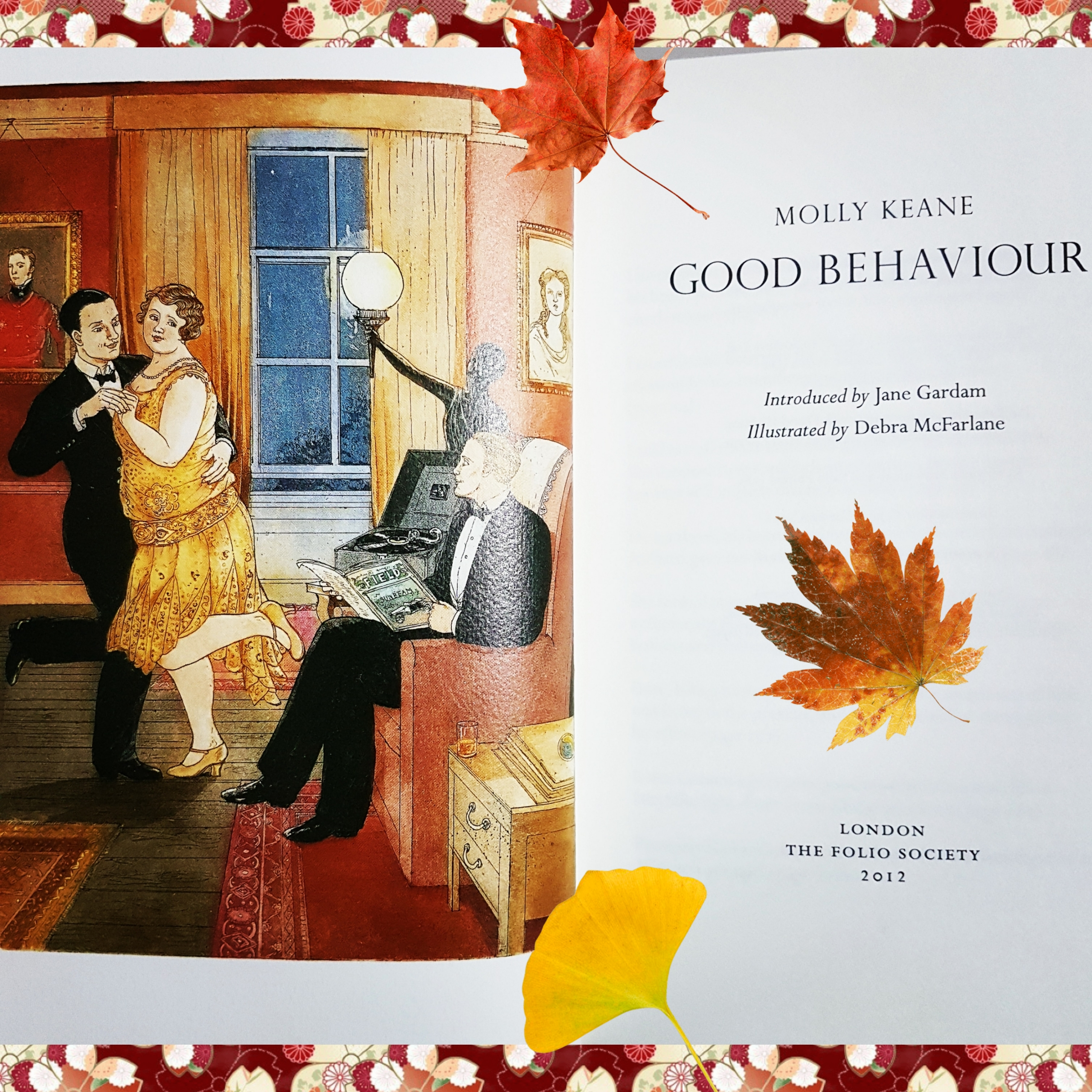Good Behaviour frontispiece