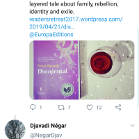 Disoriental - Négar Djavadi (tr. Tina Kover)
