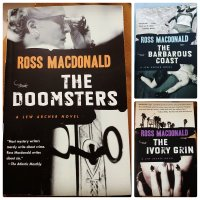 The Ivory Grin, The Barbarous Coast & The Doomsters - Ross Macdonald