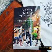 The Ten Loves of Mr Nishino - Hiromi Kawakami (tr. Allison Markin Powell)