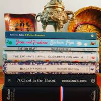 A Month of Reading - April 2021